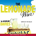 The Lemonade War Audiobook by Jacqueline Davies Narrated by Stina Nielsen