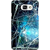 AMAN Neurons 3D Back Cover For Samsung Galaxy A7 2016