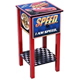 51x5 kXOToL. SL160  Disney Pixar Cars Childrens Night Stand Bedside Table