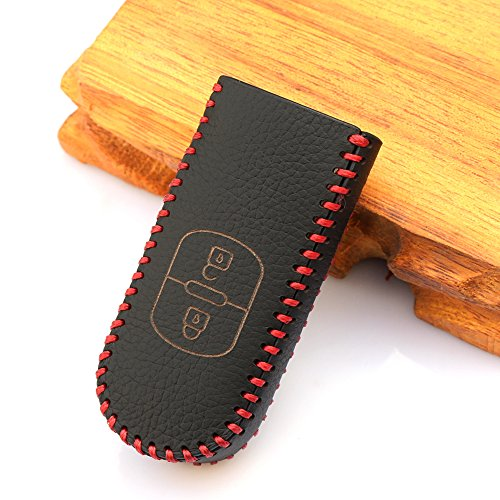 new-car-styling-fashion-style-leather-car-remote-key-holder-case-cover-fit-mazda-2-3-6-cx-5-cx-7-ver