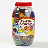 Big Bucket Crafts and Activities Barrel