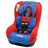 Marvel Spiderman Driver Car Seat