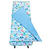 Wildkin Olive Kids Mermaids Nap Mat