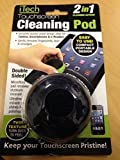 ITECH TOUCHSCREEN 2 IN 1 CLEANING POD REMOVES SHINES AND POLISHES