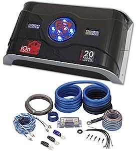 Amazon.com: Package: Rockville RXC20D 20 Farad 24 Volt Car Capacitor