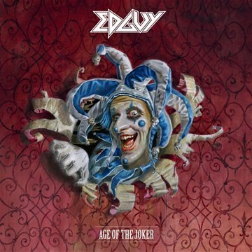 Age of the Joker (2 CD, Digipack, Limited Edition) Import Edition by Edguy (2011) Audio CD