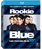 Rookie Blue: Season 1  / Les recrues de la 15e: Saison 1 (Bilingual) [Blu-ray]