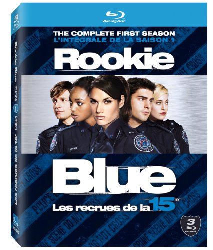 Sale alerts for eOne Films Rookie Blue: Season 1  / Les recrues de la 15e: Saison 1 (Bilingual) [Blu-ray] - Covvet