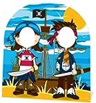 Star Cutouts Ltd Child Sized Piarate...
