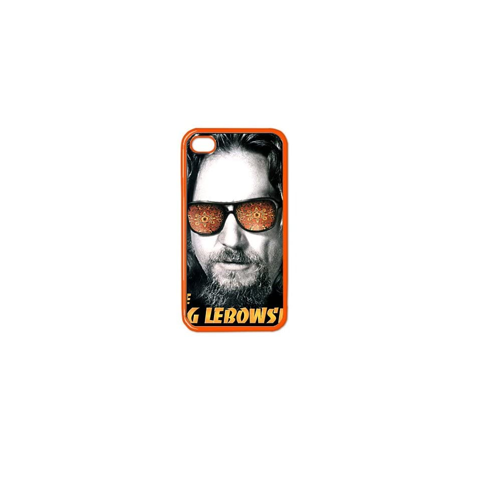 p the big lebowski iphone hard case 4 and 4s iphone plasstic cover