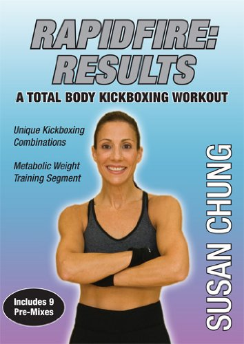 Susan Chung'S Rapidfire: Results Dvd
