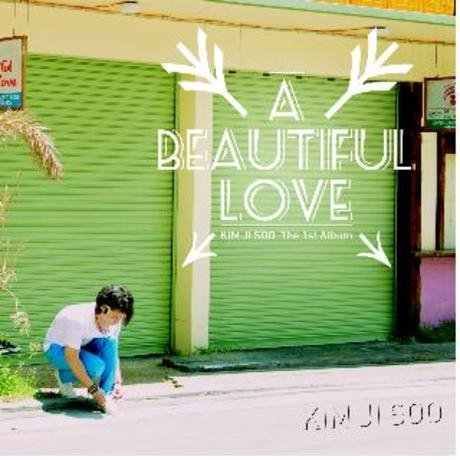 Kim Ji Soo - Vol. 2 Beautiful Love