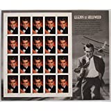 Cary Grant Legends of Hollywood Sheet of Twenty 37 Cent Stamps Scott 3692