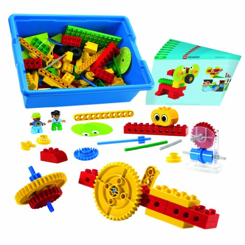 LEGO Education DUPLO Early Simple Machines III Set 4517242 (Lego Simple Machines Set compare prices)