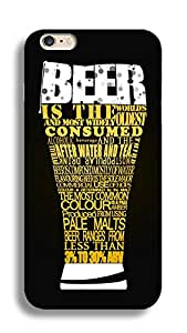 Beer The Popular Drink Case for iPhone 6s