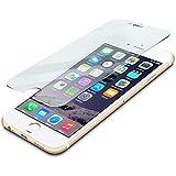 iGard iPhone 6 6S 3D Touch Schutzglas Panzerglas Folie 9H Echt Glas Display Schutz Sicherheitsglas Verbundglas (kleiner als Display, da es gewölbt ist)