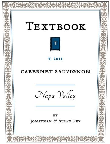 2012 Textbook Cabernet Sauvignon Napa Valley 750 Ml