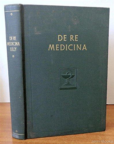 de-re-medicina