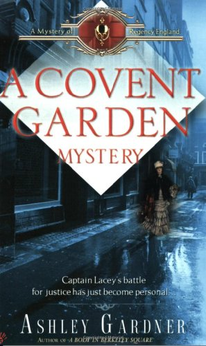 Image of A Covent Garden Mystery (Mystery of Regency England)