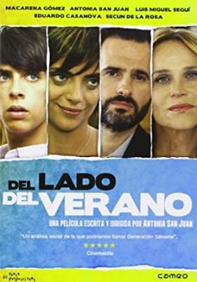 The Summer Side ( Del lado del verano ) [ NON-USA FORMAT, PAL, Reg.0 Import - Spain ]