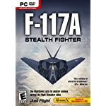 F-117A Stealth Fighter Expansion Pack for Microsoft Flight Simulator  X/2004