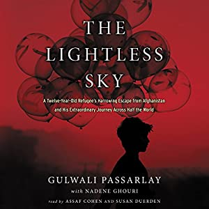 The Lightless Sky Audiobook