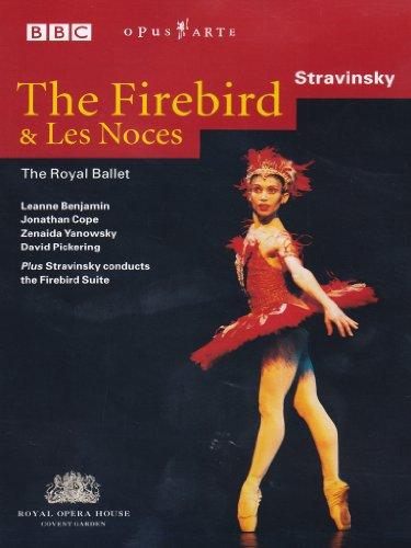 Stravinsky: The Firebird & Les Noces -- Royal Ballet [DVD] [2010]
