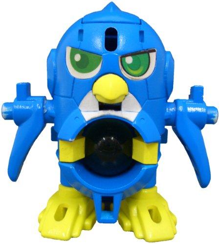 Takara Tomy (Japan) Cross Fight B-Daman BM-01 Starter Pemby Penguin PenB=Blue - 1