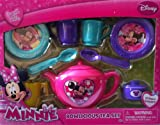 Minnie Mouse Bowlicious Tea Set ~ 11 Pieces Included