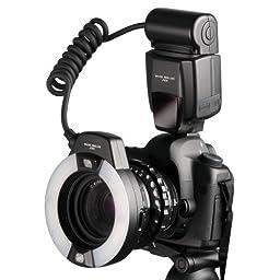 Satechi Macro Ring Lite (670) for Canon, Nikon, Sony, Olympus, Panasonic & Pentax Digital SLR Cameras