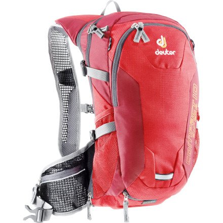 Deuter Compact EXP Air 10 Hydration Pack - 600-800cu in