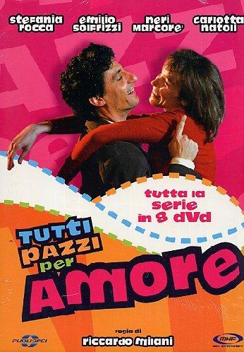 Tutti pazzi per amore (2008) 1 Stagione Completa DVD9x8 Copia 1.1 ITA