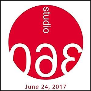 Studio 360 (English): Tupac and Art Rock Radio/TV von Kurt Andersen Gesprochen von: Kurt Andersen