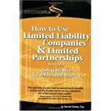 How to Use Limited Liability Companies & Limited Partnerships, 3rd edition