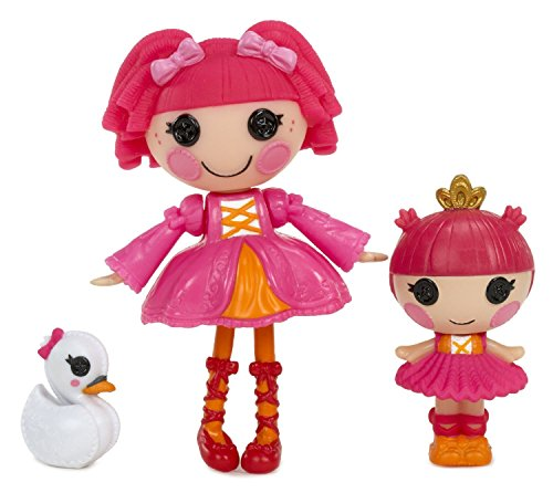 Lalaloopsy Mini Littles Tippy Tumblelina and Twisty Tumblelina Doll - 1