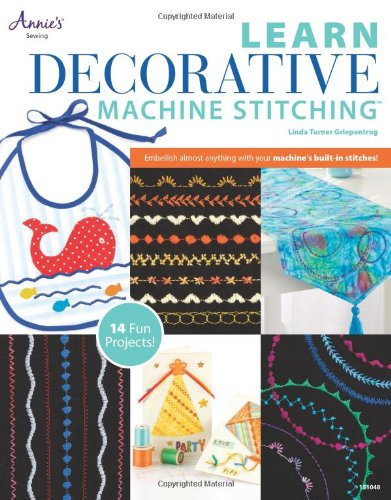 Why Choose Learn Decorative Machine Stitching