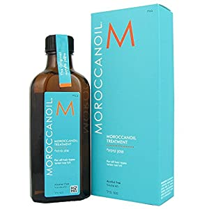 Moroccan Oil Hair Treatment 3.4 Oz Bottle with Blue Box