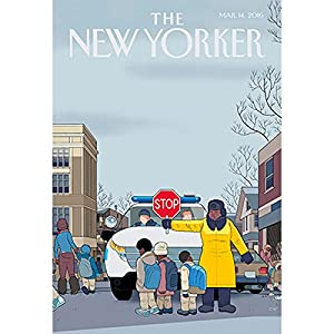 The New Yorker, March 14th 2016 (Jelani Cobb, Sarah Stillman, David Remnick) Periodical