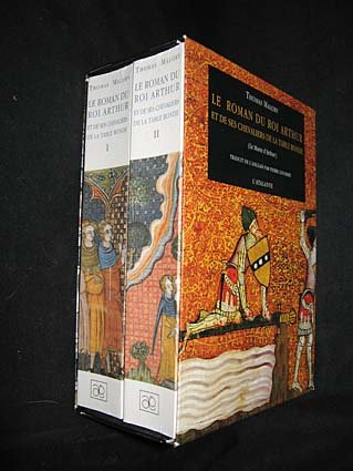 Le Roman du Roi Arthur et de ses chevaliers de la Table Ronde : le morte d'Arthur. Tome I