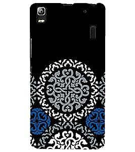 SASH DESIGNER BACK COVER FOR LENOVO A7000