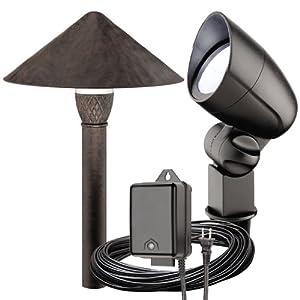 Click to buy LED Outdoor Lighting: Malibu Pro Style LED Kit from Amazon!
