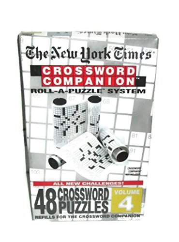 New York Times Crossword Companion Volume 4 - 1