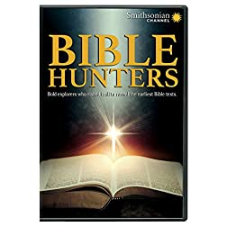 Smithsonian: Bible Hunters DVD