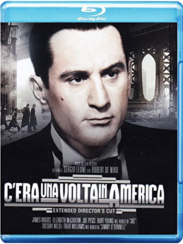 C'era una volta in America (extended director's cut) [Blu-ray] [IT Import]