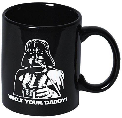 star-wars-whos-your-daddy-parodia-tazza-da-caffe-tazza-da-te-regalo-festa-del-papa-compleanno-nero-i