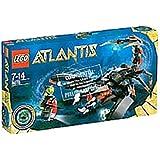 LEGO Atlantis 8076