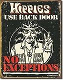 Schonberg - Hippies Tin Sign