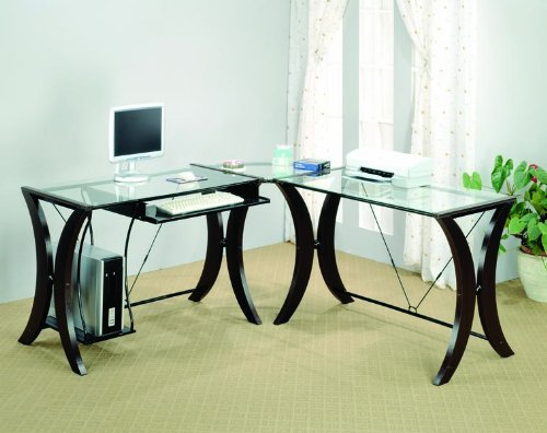 Buy Low Price Comfortable Computer Desk CT-800446 (B003NYV158)