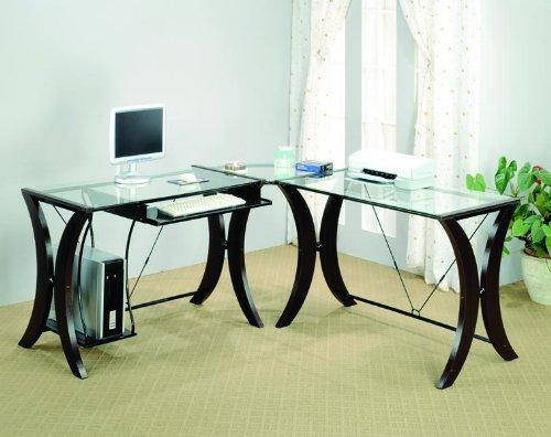 Buy Low Price Comfortable Computer Desk CT-800446 (B003NYV158)