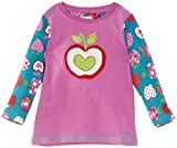 Hatley Girls Orchard Apples Long Sleeve Top